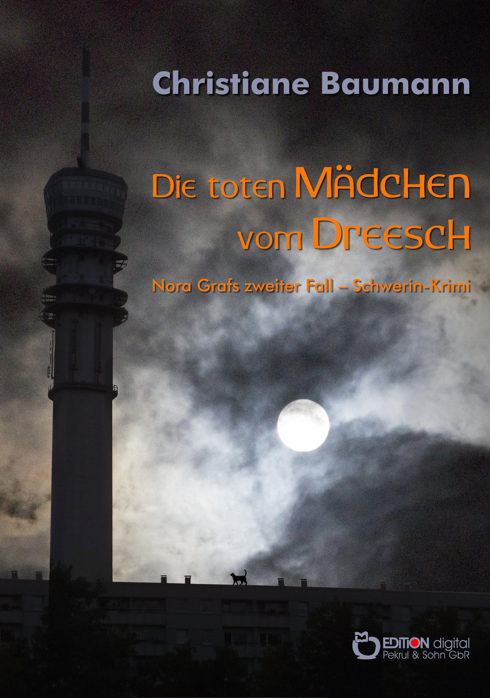 Die toten Mädchen vom Dreesch. Nora Grafs zweiter Fall – Schwerin-Krimi von Christiane Baumann