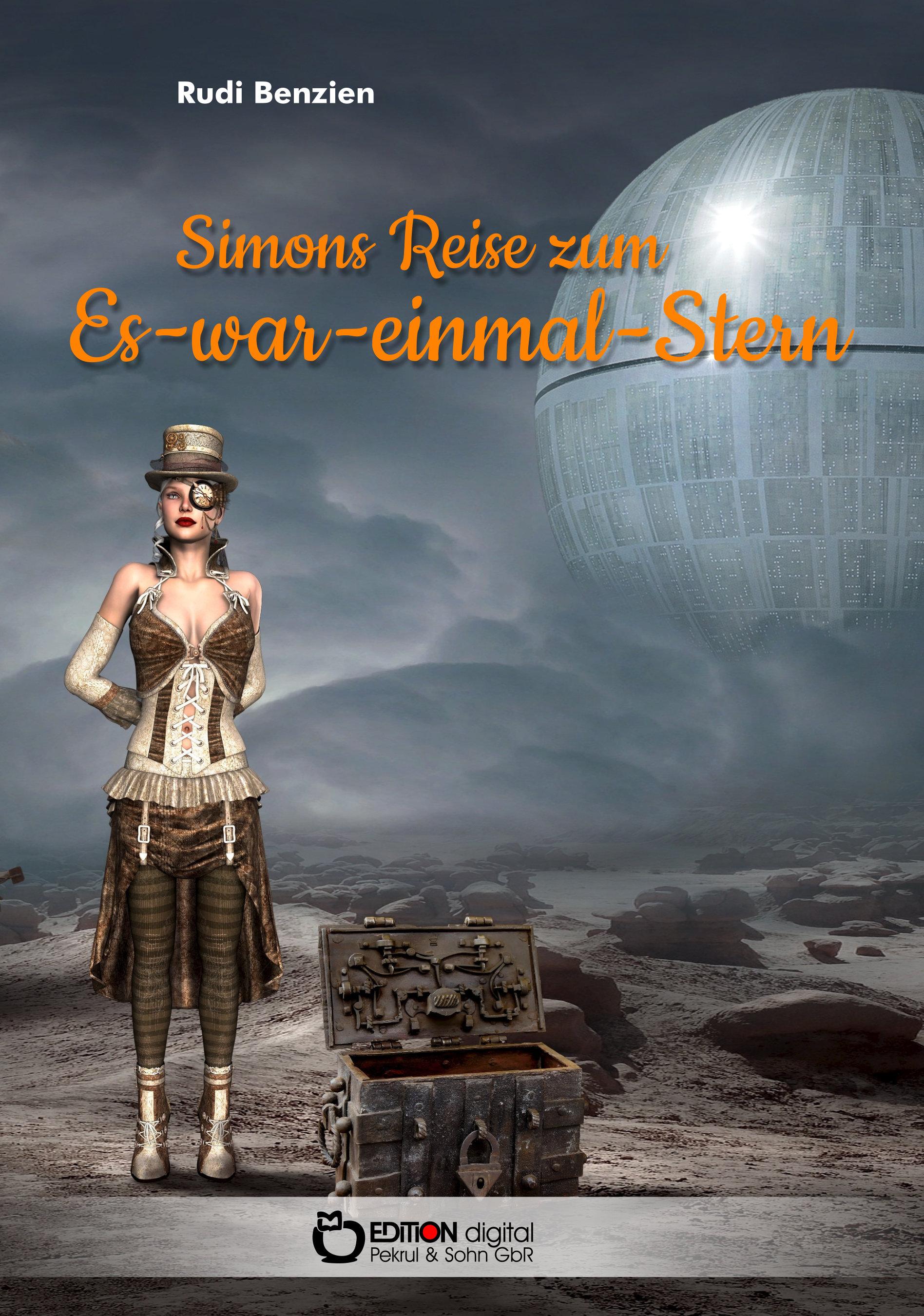Simons Reise zum Es-war-einmal-Stern von Rudi Benzien
