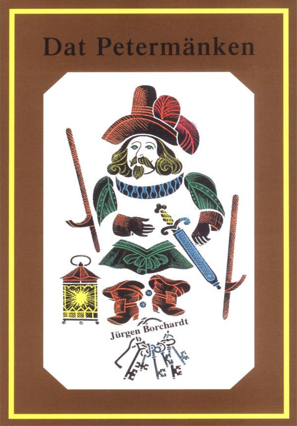 Dat Petermänken. von Jürgen Borchardt