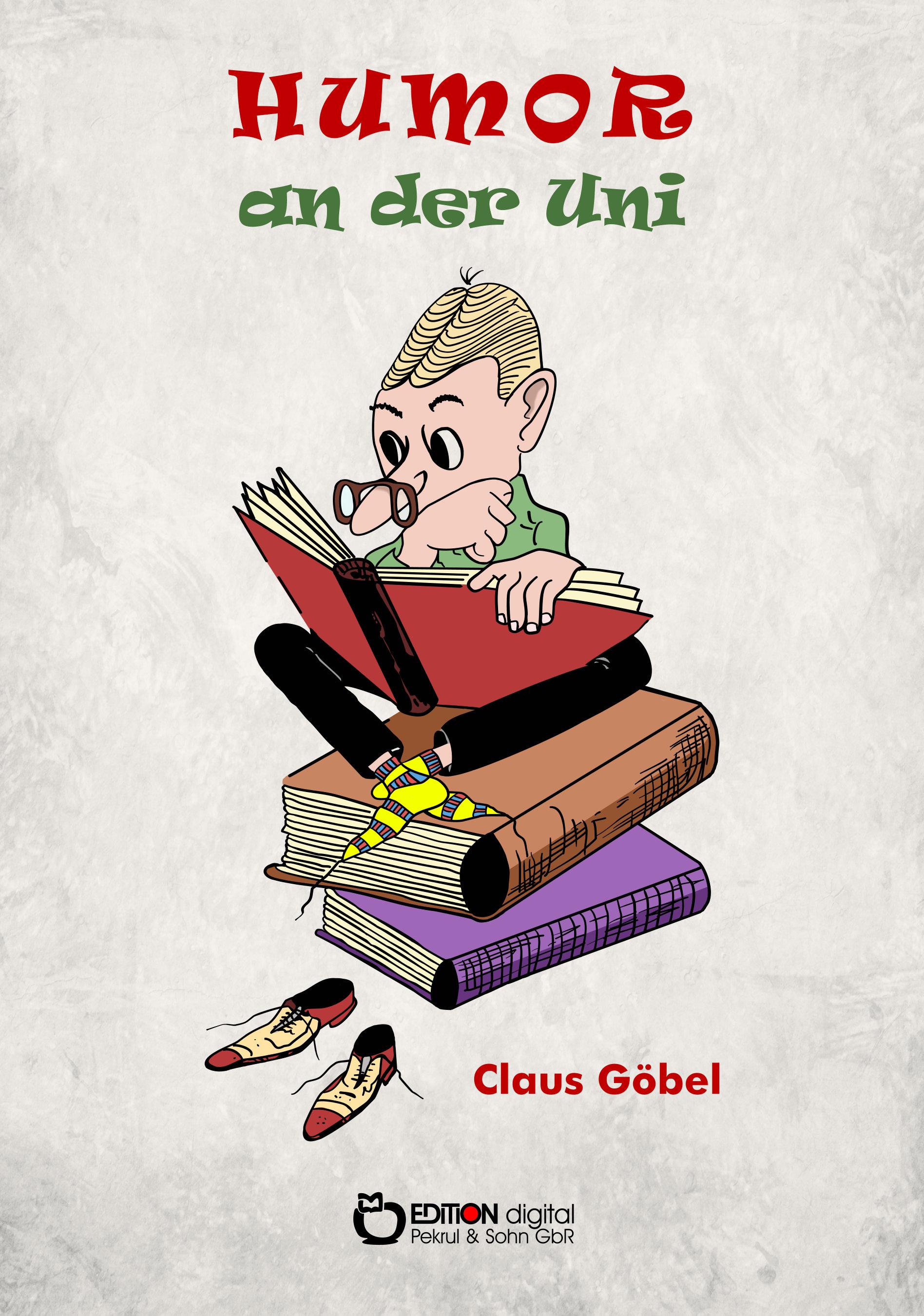Humor an der Uni von Claus Göbel