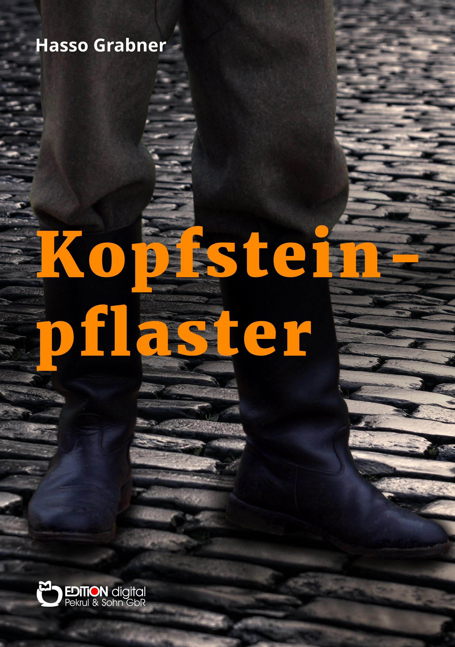 Kopfsteinpflaster von Hasso Grabner