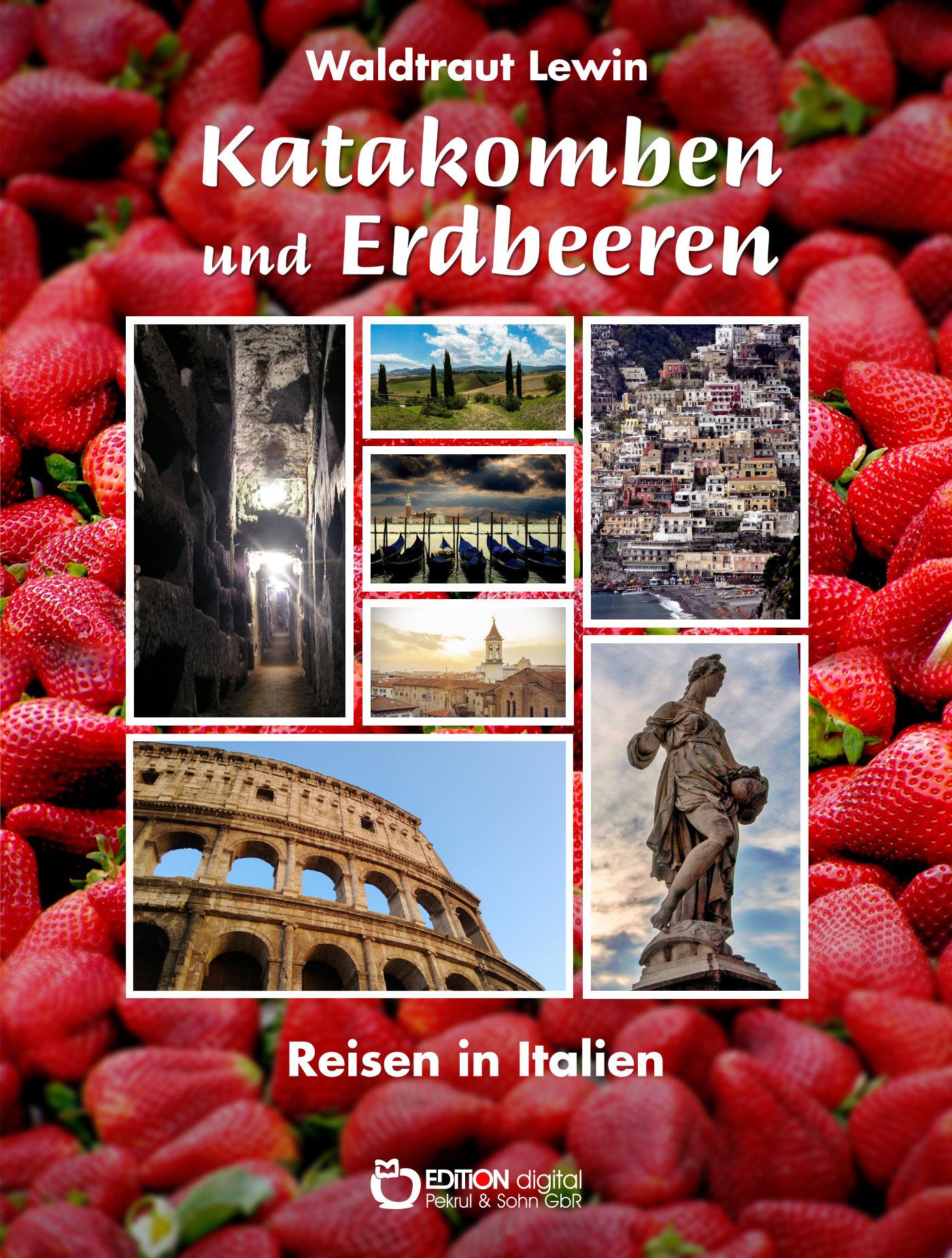 Katakomben und Erdbeeren. Notizen einer italienischen Reise von Waldtraut Lewin