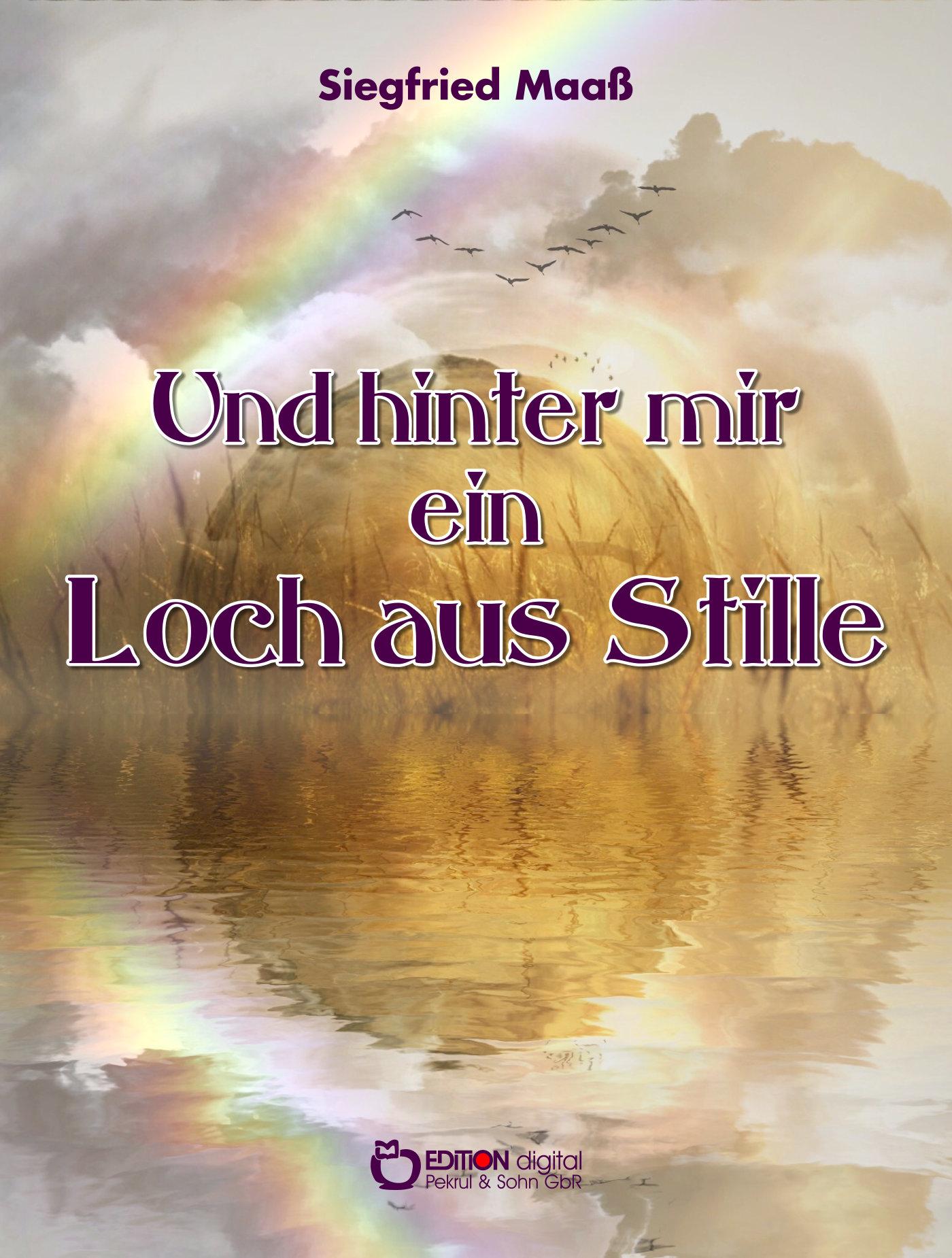 Und hinter mir ein Loch aus Stille von Siegfried Maaß