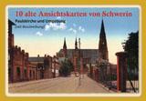 10 alte Ansichtskarten von Schwerin. Paulskirche und Umgebung von Gisela Pekrul