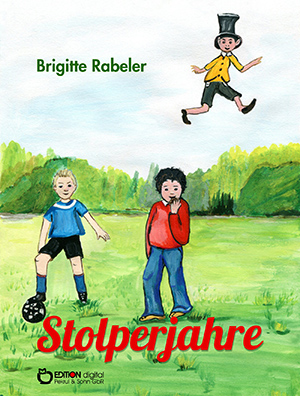 Stolperjahre von Brigitte Rabeler