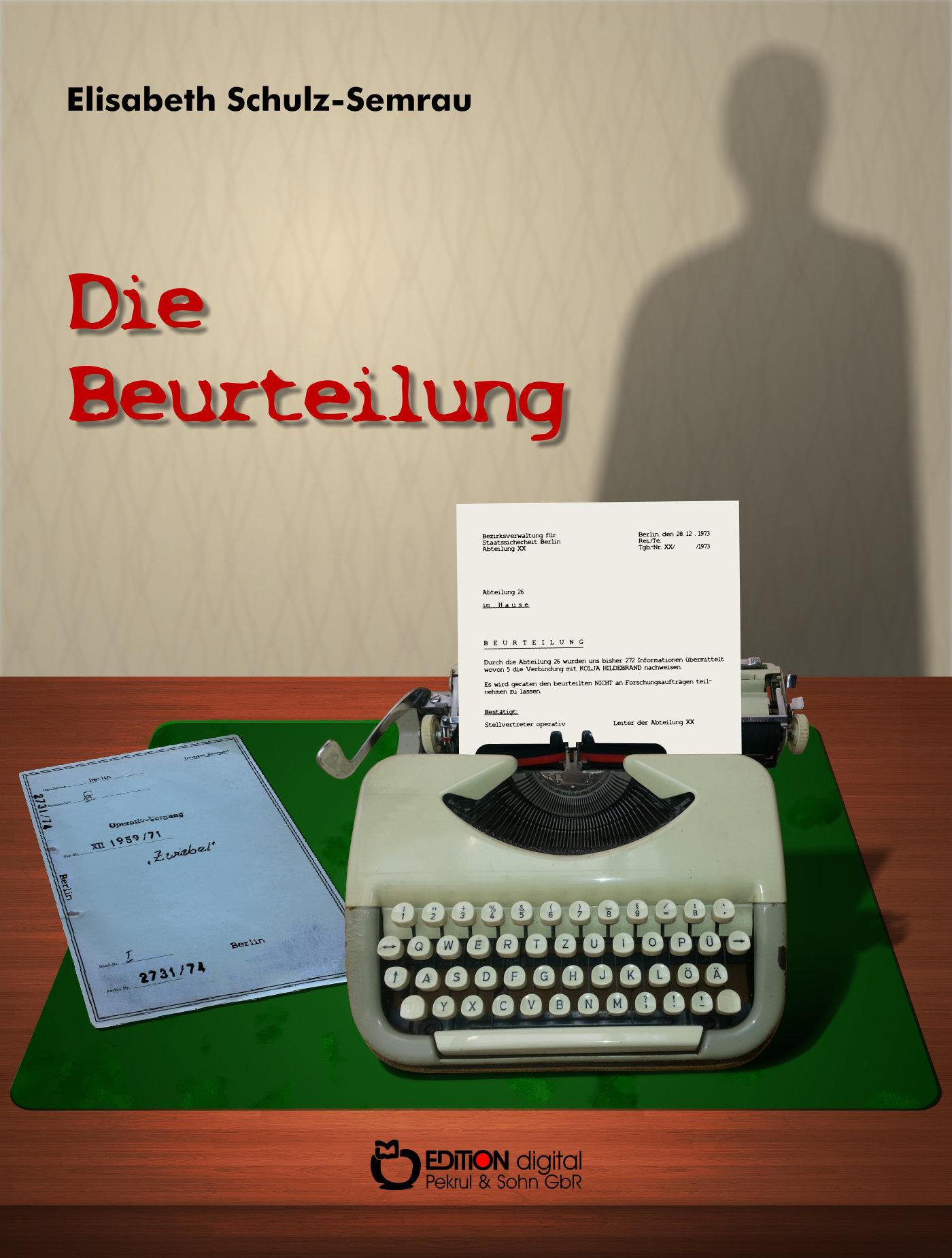 Die Beurteilung von Elisabeth Schulz-Semrau