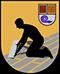 Bodenleger, Estrichleger: Handwerkswappen der Bodenleger von 2010