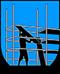 Gerüstbauer: Handwerkswappen der Gerüstbauer von 2010