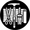 Tapezierer: Handwerkswappen der Tapezierer von 1935