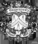 Zimmerer: Zunftwappen der Zimmerer in Linz von 1646
