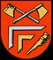 Zimmerer: Zunftwappen der Zimmerer in Augsburg