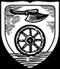 Karosserie- und Fahrzeugbaumechaniker: Zunftwappen der Stellmacher um 1900