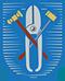 Klempner und Installateur: Handwerkswappen der Klempner um 1955