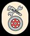 Kraftfahrzeugmechatroniker: Handwerkswappen der Autoschlosser um 1940