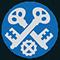 Oberflächenbeschichter: Reichsinnungszeichen der Schlosser von 1935
