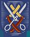Friseur, Kosmetiker: Handwerkswappen der Friseure von 1955