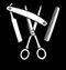 Friseur, Kosmetiker: Handwerkswappen der Friseure von 1935