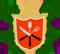 Gastwirt, Koch: Berufssymbol der Gastwirte um 1955