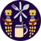 Gastwirt, Koch: Berufssymbol der Gastwirte um 1935